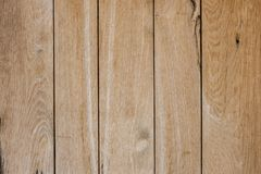 Old wooden slats. As a background Royalty Free Stock Photography