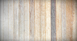 Old wooden slats. Old wooden slats for a wood background Royalty Free Stock Images