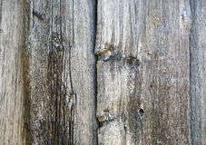 Old wooden surface Royalty Free Stock Images