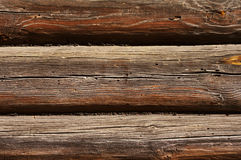 Old wooden textural wall Royalty Free Stock Image