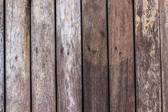 Old wooden texture background closeup. Isolated on white background Stock Image