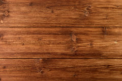 Old wooden texture background. Sunburned planks horizontal Royalty Free Stock Photography