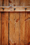 Old wooden texture detail Stock Photography