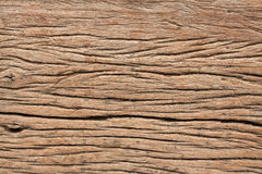 Old wooden texture material background Stock Image