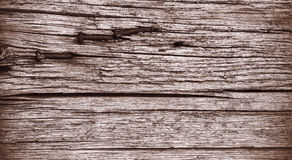 Old wooden texture mit with rusty nails, background Stock Photo