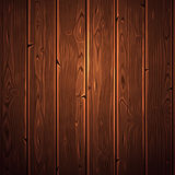 Old Wooden Texture. Seamless Pattern. Editable pattern in swatches. Clipping paths included Stock Image