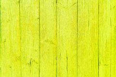 Old wooden texture. Vintage design. Yellow paint. Glamour design. Old wooden texture. Vintage design. Scratched and cracked wooden surface Royalty Free Stock Image