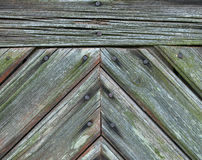 Old wooden  textured background. Royalty Free Stock Photo