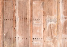 Old wooden textured wall and window Stock Photo