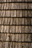 Old Wooden tiles Stock Photos