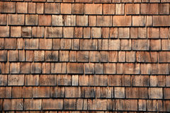 Old wooden tiles. Background. Old wooden tiles. Pictur can be used as a background Stock Photo