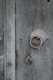 Old Wooden Vintage Gate. Stock Photography