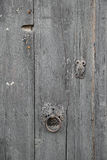 Old Wooden Vintage Gate. Royalty Free Stock Image