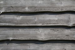 Old wooden wall. Old grey wooden wall Stock Photo