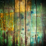 Old wooden wall background Royalty Free Stock Photography