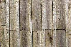 Old wooden wall background in the countryside Royalty Free Stock Photos