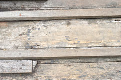 Old wooden wall background Stock Images