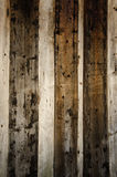 Old wooden wall background Royalty Free Stock Image