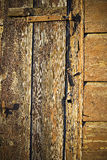 Old wooden wall background Royalty Free Stock Images