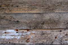 Old wooden wall. Background textured Stock Images