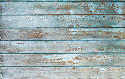 Old wooden wall in cracks Royalty Free Stock Image