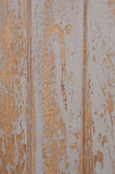 Old wooden wall with old paint texture. Royalty Free Stock Image