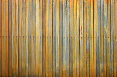 Old wooden wall pattern Royalty Free Stock Photo