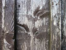 Old wooden wall surface texture Royalty Free Stock Photography