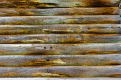 Old wooden wall Royalty Free Stock Photo