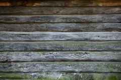 Old wooden wall texture Stock Photography