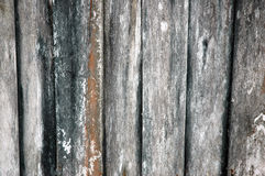 Old wooden wall. Textured background Stock Photography