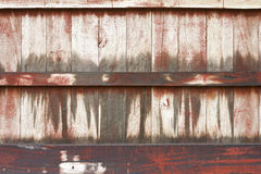 Old wooden walls. Royalty Free Stock Photo