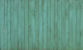 The old wooden walls painted green. Old wooden wall background or texture. Old wooden wall background or texture The old wooden walls painted green stock photography