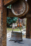 Old wooden well Stock Photography