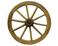 Free Old Wooden Wheel Stock Photo - 7438700