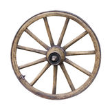 Old Wooden Wheel Royalty Free Stock Photo