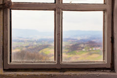 Old Wooden Window Royalty Free Stock Image