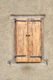 Old Wooden window Stock Photos