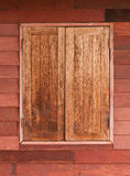 Old wooden windows Stock Photos