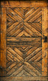 Old wooder door Royalty Free Stock Images
