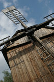 Old woodmill Stock Photo