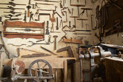 Free Old Workshop Stock Photos - 56640273
