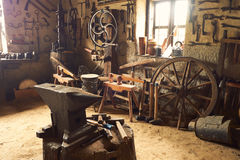 Old workshop Royalty Free Stock Photos