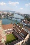 Old World City. Switzerland. Royalty Free Stock Image
