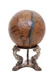 Old world globe Stock Image