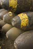 Old World War II Munitions Stock Photography