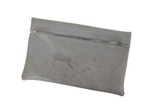 Old worn etui Royalty Free Stock Photography