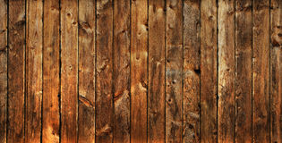 Old worn out wooden planks background. Or texture Royalty Free Stock Photography