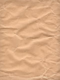 Old worn paper texture Royalty Free Stock Photos