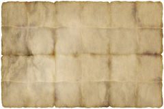 Old worn parchment paper Stock Photos